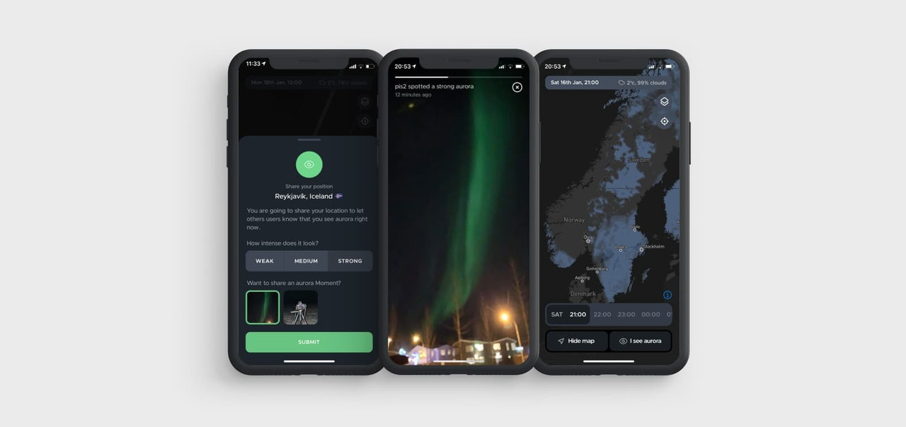 January 2021 | Aurora App Update's cover picture