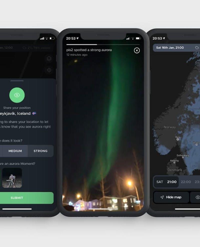January 2021 | Aurora App Update