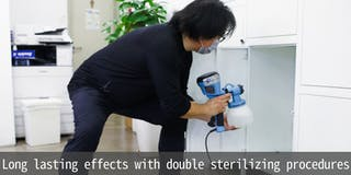 ULV Micro Mist Cooling Sterilizing Epidemic Prevention