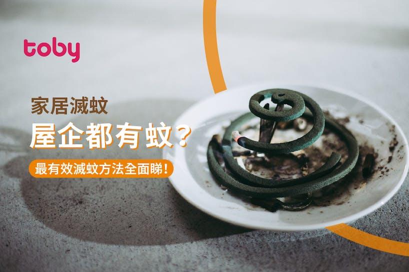 【家居滅蚊】屋企都有蚊?最有效滅蚊方法全面睇!-banner