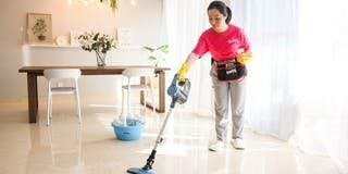 12-Session Home Cleaning Package