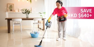 Consistent Clean: 12-Time Cleaning Bundle