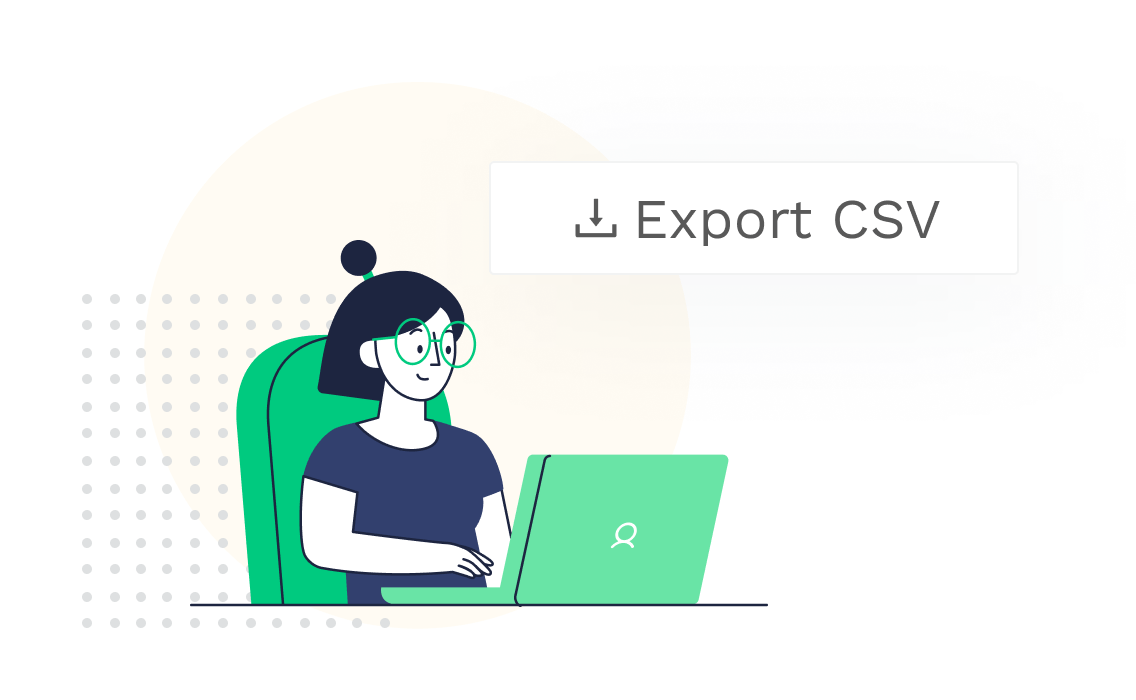 Payroll report export