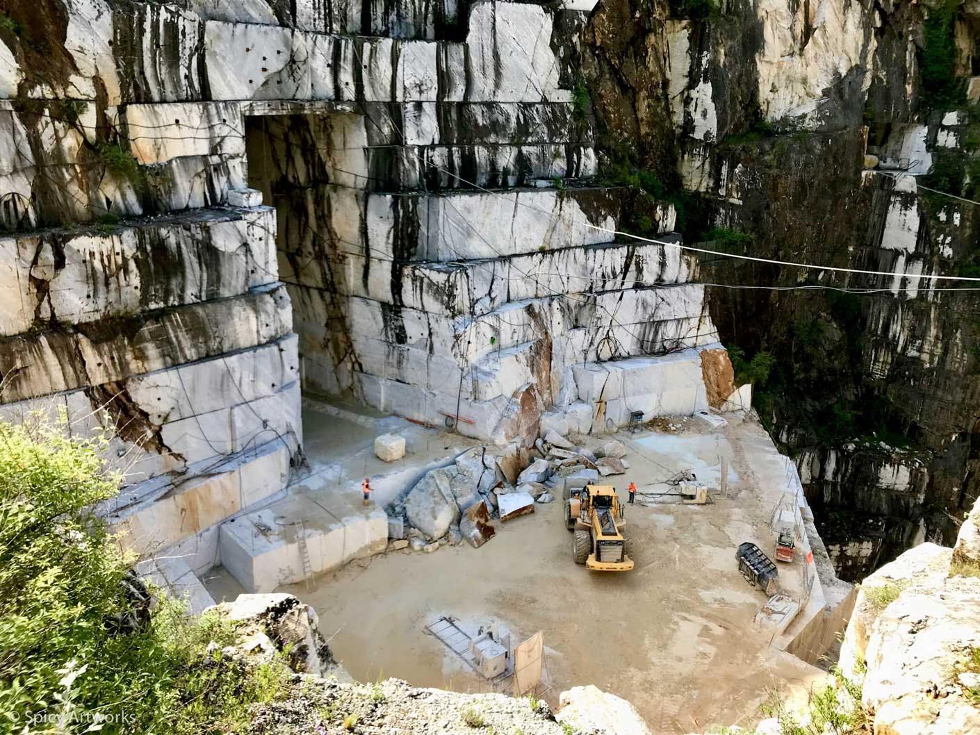 Toskana Reisebericht - Carrara