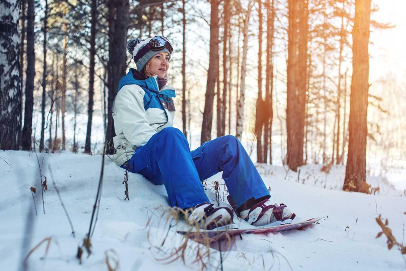 Skiunfall Erste Hilfe