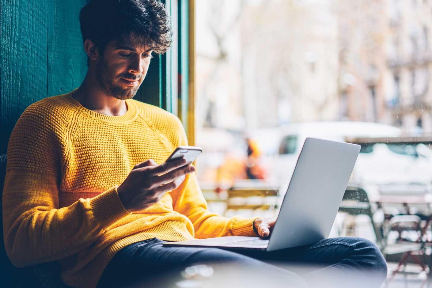 Online Versicherung abschließen hepster