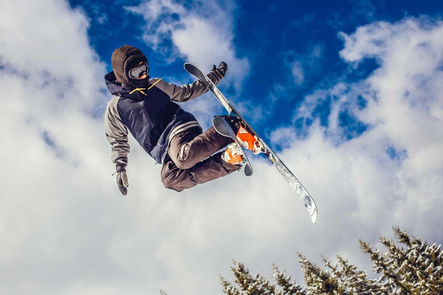 Allein in den Skiurlaub