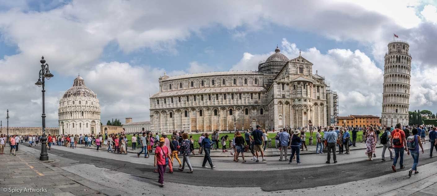 Pisa in der Toskana
