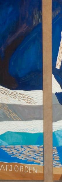 Framin omalaatuinen taide on pohjoisnavan alueen taiteilijoiden luomaa