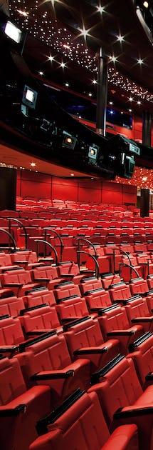 Teateret viser Las Vegas-inspirert show
