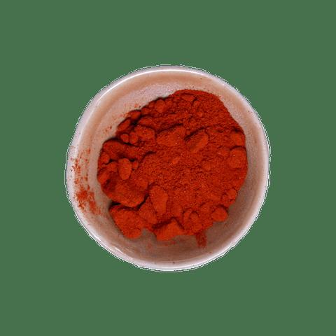 Paprika scharf, Produktfoto