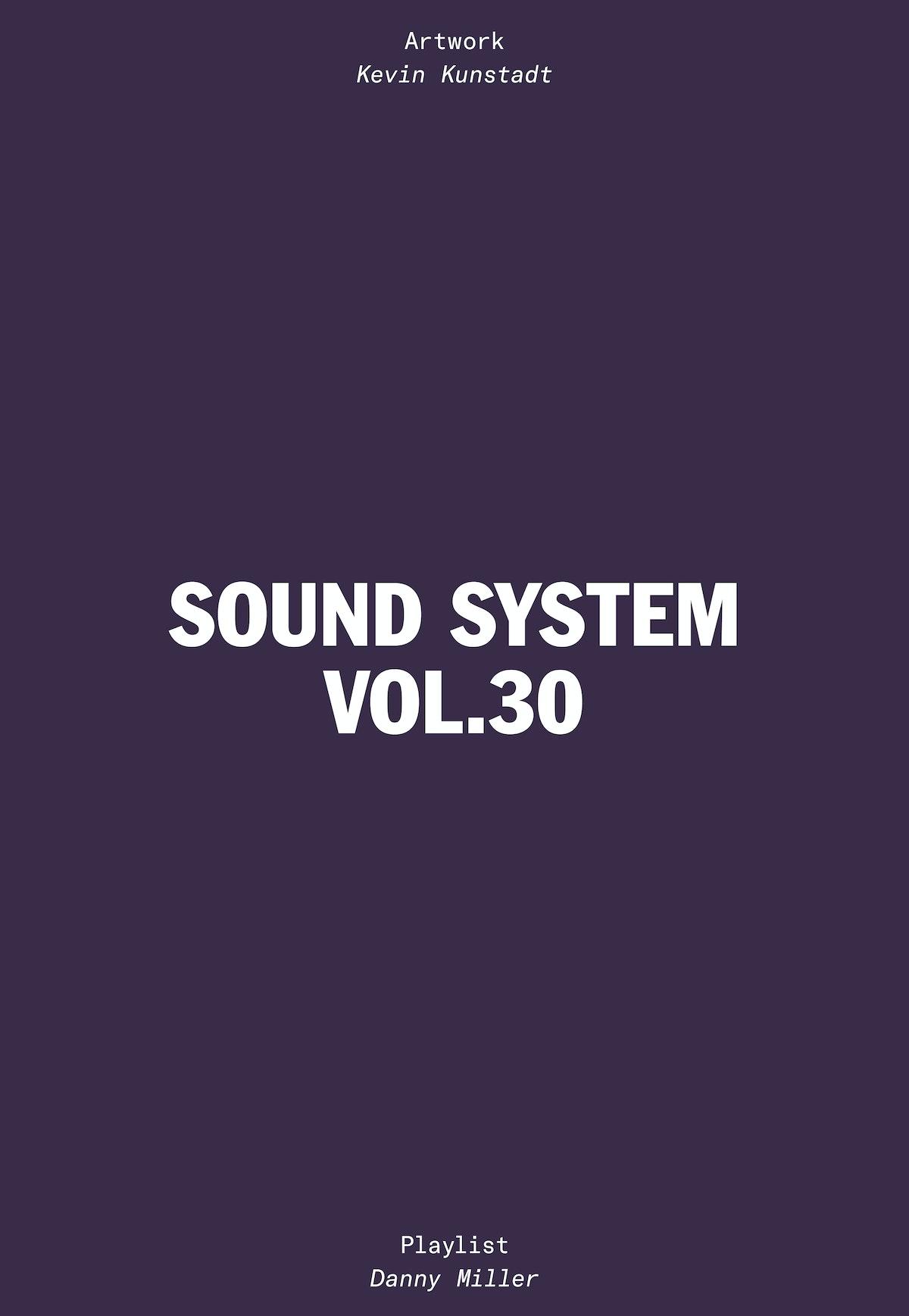 High Tide Sound System: Vol. 30