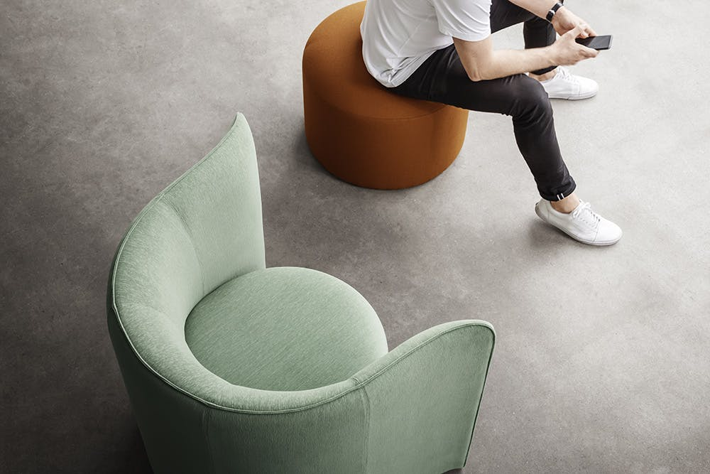 Award-winning Proto seating, available now from Hightower