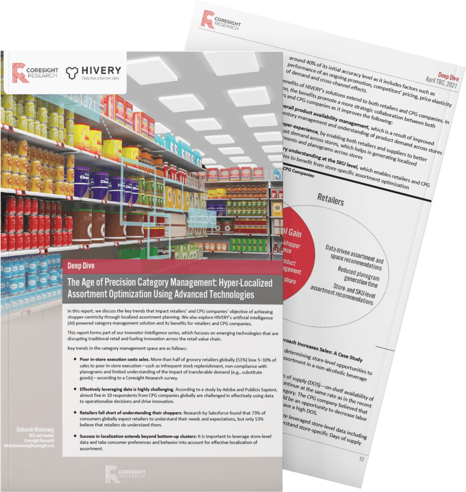 The Age of Precision Category Management