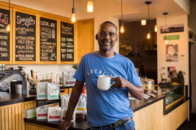 Charles Asselbaye, Local Joe