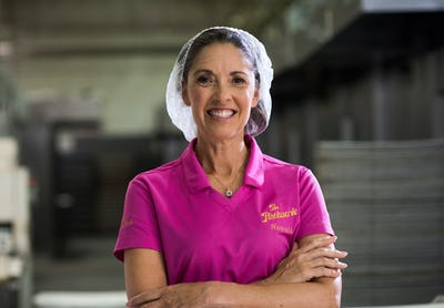 Colleen Paparelli, The Pâtisserie