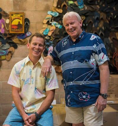 Steve & Kaione Scott, Scott Hawaii
