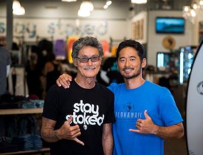 Craig & Ryan Sugihara, T&C Surf