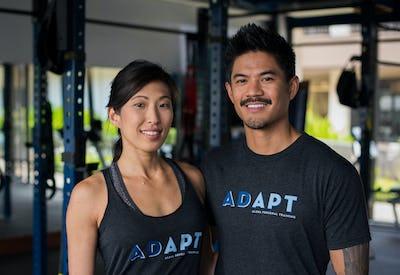 Candace & Jon Nakasone, Aloha Personal Training