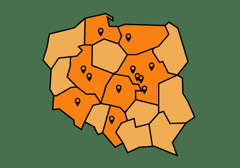 Mapa ekspozycji