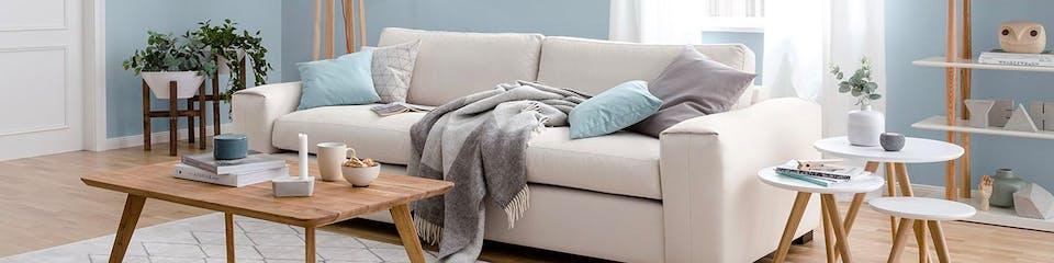 Die Schonsten Deko Ideen Furs Wohnzimmer Home24