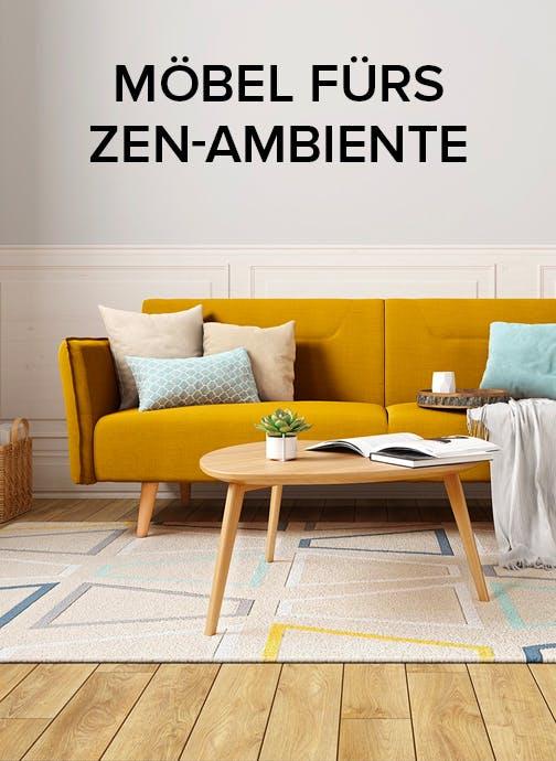 Zen Livingroom