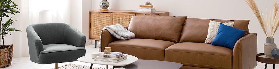 6 Tipps: kleines Wohnzimmer einrichten  home6