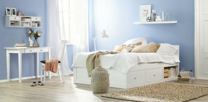 Einrichtungstipps für ein kleines Schlafzimmer
