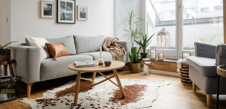 Kleine Wohnzimmer: Einrichtung Tipps