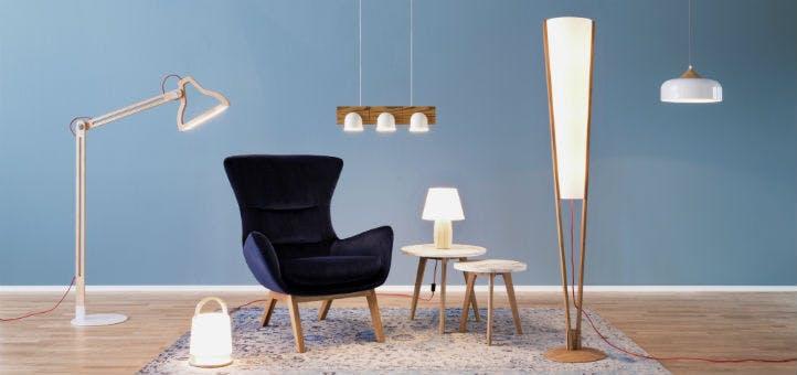 Tipps für Licht und Raumgefühl - Verschiedene Wohnzimmerlampen - home24