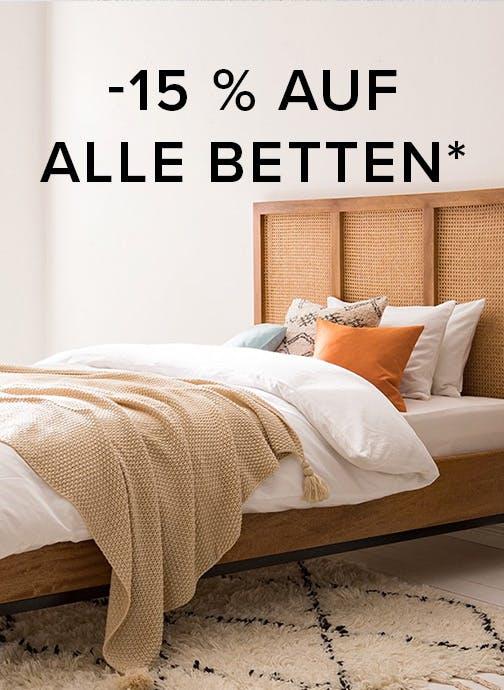 Betten voucher