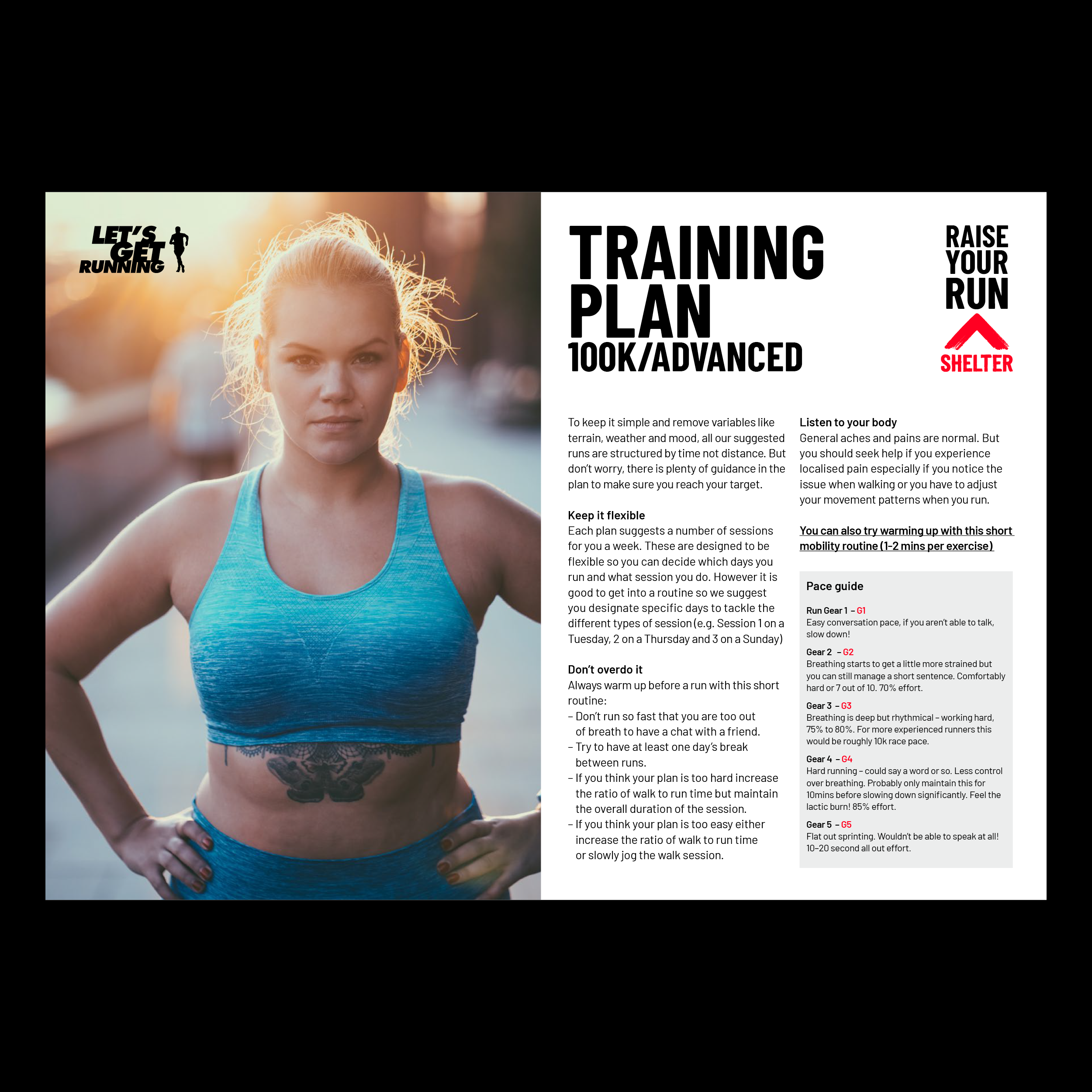 Preview image of the training plan