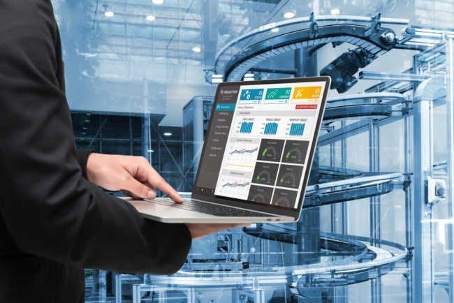 logiciel de maintenance préventive sur un ordinateur