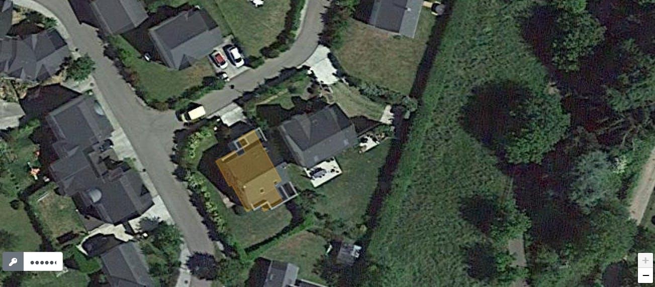 image application homeys vue aérienne