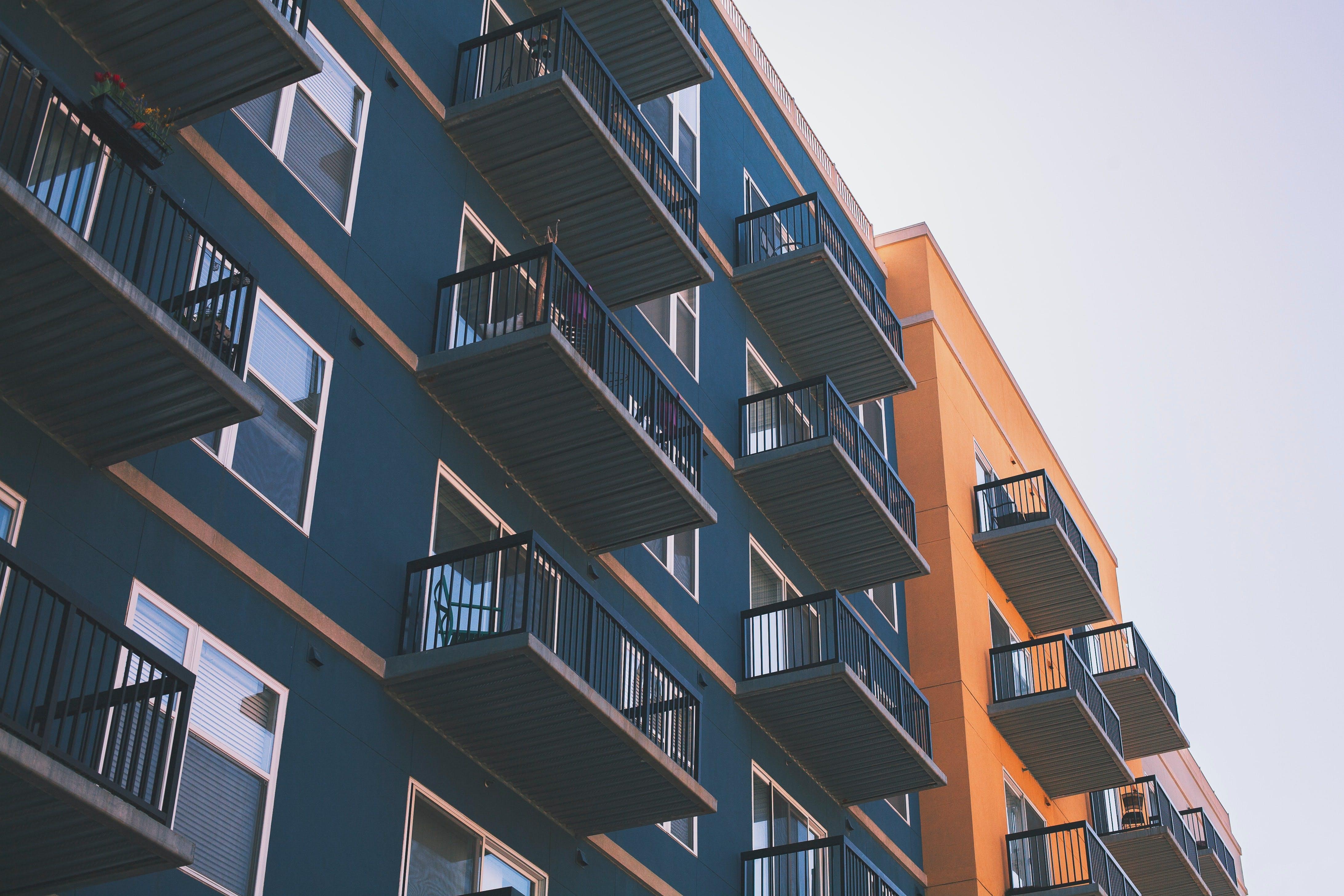 Logements en appartements ou copropriétés