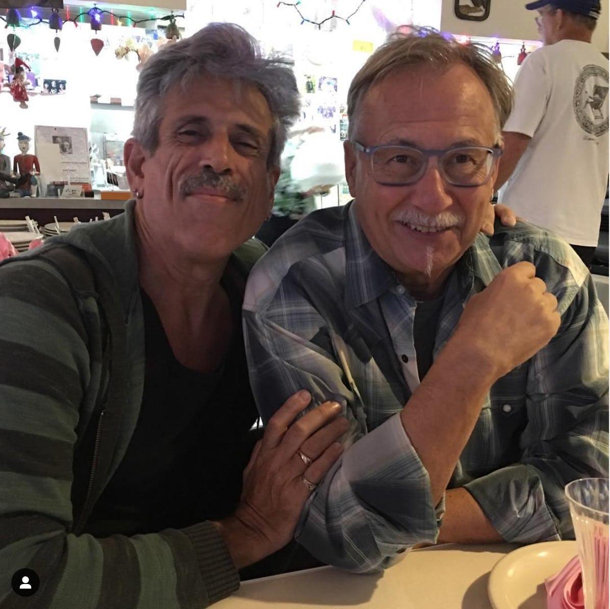 Jim Corry & Evans Siskel