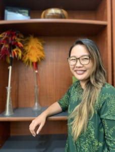 Sarah Kamakawiwoʻole (MS Ed, MPH)