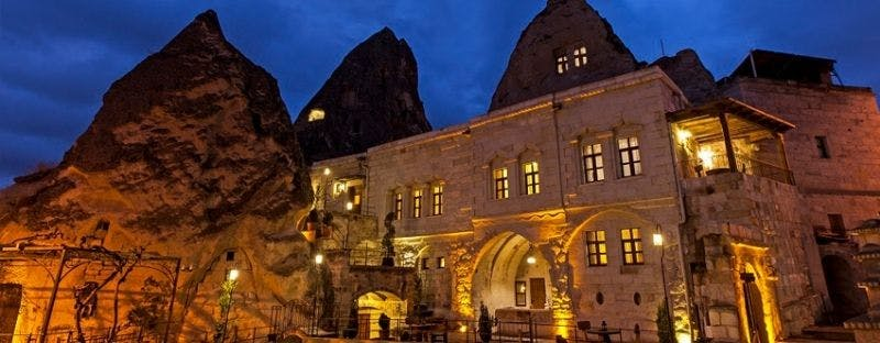 Mithra Cave Hotel, boutique hotel in Turkey