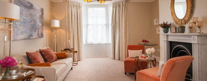 The Charm interiors in Brighton