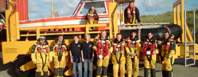 Caister Lifeboat Station, Great Yarmouth