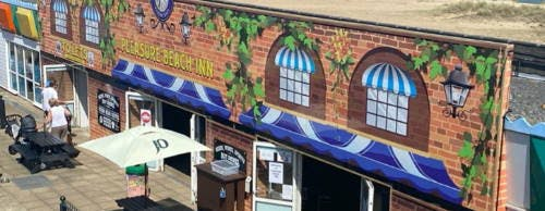 Great Yarmouth Pleasure Beach Inn