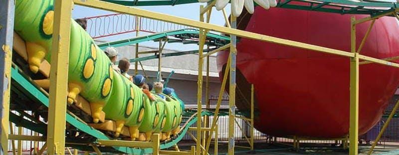 Great Yarmouth Pleasure Beach Big Apple Coaster