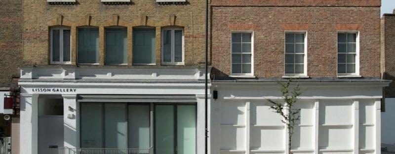 Lisson Gallery, free art gallery in London