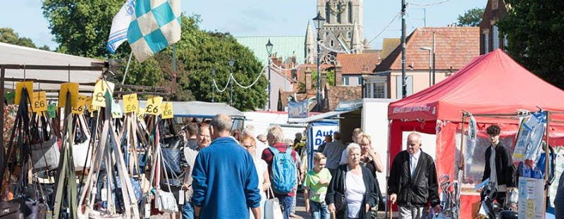 Great Yarmouth Town Markets
