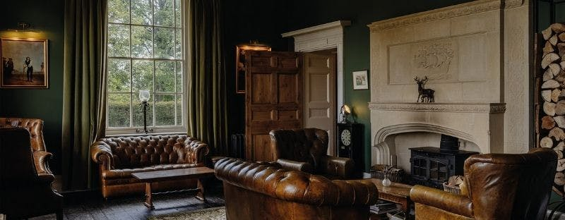 Beckwell House in Bristol, interiors