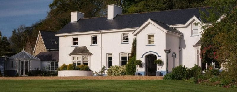Ynyshir Restaurant and Rooms, Wales