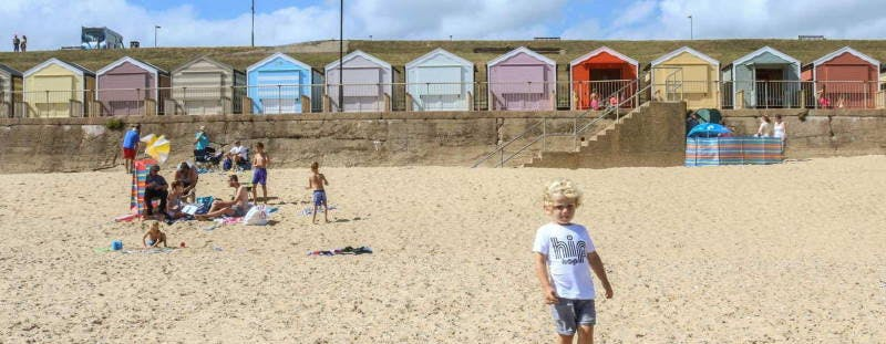 Stay in Gorleston-on-Sea