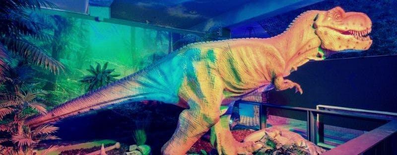Jurassic Journey, Great Yarmouth