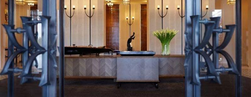 Rosewood Hong Kong art hotel