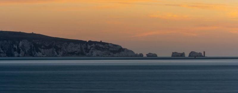 Isle of Wight UK stargazing spot